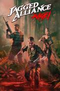 Jagged Alliance: Rage! Xbox One Front Cover