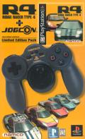 R4: Ridge Racer Type 4 PlayStation Front Cover