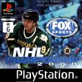 NHL Championship 2000 PlayStation Front Cover