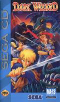 Dark Wizard SEGA CD Front Cover