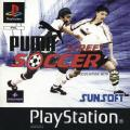 Puma Street Soccer PlayStation Front Cover