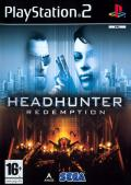 Headhunter: Redemption PlayStation 2 Front Cover