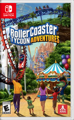RollerCoaster Tycoon Adventures Nintendo Switch Front Cover