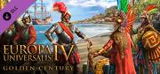 Europa Universalis IV: Golden Century Linux Front Cover