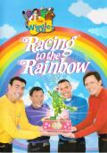 The Wiggles: Racing to the Rainbow (included game) DVD Player Front Cover