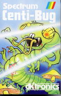 Centi-Bug ZX Spectrum Front Cover