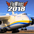FlyWings 2018 iPad Front Cover