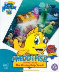 Freddi Fish and the Case of the Missing Kelp Seeds Macintosh Front Cover