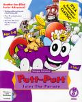 Putt-Putt Joins the Parade Macintosh Front Cover