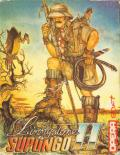 Livingstone II ZX Spectrum Front Cover