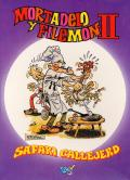 Mortadelo y Filemón II: Safari Callejero ZX Spectrum Front Cover