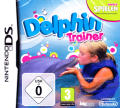 Dolphin Trainer Nintendo DS Front Cover