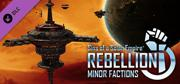 Sins of a Solar Empire: Rebellion - Minor Factions Windows Front Cover
