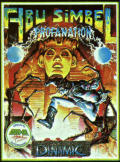 Abu Simbel Profanation ZX Spectrum Front Cover