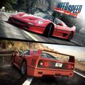 Need for Speed: Rivals - Ferrari Edizioni Speciali Racers PlayStation 4 Front Cover