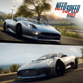 Need for Speed: Rivals - Simply Jaguar Racers PlayStation 4 Front Cover