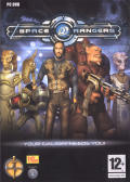 Space Rangers 2: Dominators Windows Front Cover