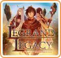 Legrand Legacy: Tale of the Fatebounds Nintendo Switch Front Cover