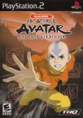 Avatar: The Last Airbender PlayStation 2 Front Cover