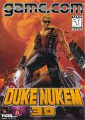 Duke Nukem 3D Game.Com Front Cover