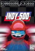 Indy 500 Game.Com Front Cover