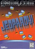 Jeopardy! Game.Com Front Cover
