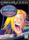 Quiz Wiz: Cyber Trivia Game.Com Front Cover