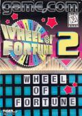 Wheel of Fortune 2 Game.Com Front Cover