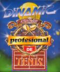 Professional Tennis Simulator ZX Spectrum Front Cover