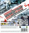 Kane & Lynch: Dead Men PlayStation 3 Back Cover
