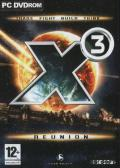 X³: Reunion Windows Front Cover