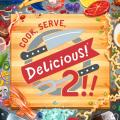 Cook, Serve, Delicious! 2!! PlayStation 4 Front Cover