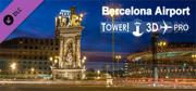 Barcelona Airport: Tower! 3D Pro Windows Front Cover