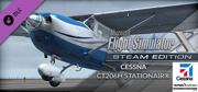 Microsoft Flight Simulator X: Steam Edition - Cessna CT206H Stationair Windows Front Cover