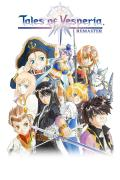 Tales of Vesperia: Definitive Edition Xbox One Front Cover