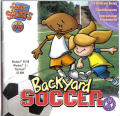 Backyard Soccer Macintosh Front Cover