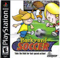 Backyard Soccer PlayStation Front Cover