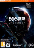 Mass Effect: Andromeda Windows Front Cover