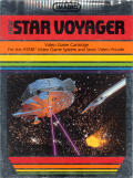 Star Voyager Atari 2600 Front Cover