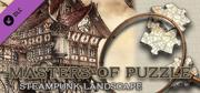 Masters of Puzzle: Steampunk Landscape Windows Front Cover