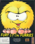 Fury of the Furries Amiga Front Cover