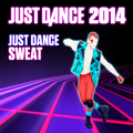 Just Dance 2014: Sweat - Just Dance PlayStation 4 Front Cover
