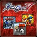 SoulCalibur V: Tekken Costumes Set PlayStation 3 Front Cover