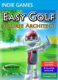 Easy Golf: Course Architect Xbox 360 Front Cover
