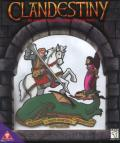 Clandestiny Windows Front Cover Background (white) actually is transparent