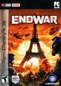 Tom Clancy's EndWar Windows Front Cover