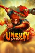 Unruly Heroes Windows Apps Front Cover