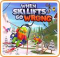 When Ski Lifts Go Wrong Nintendo Switch Front Cover