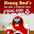 Strong Bad's Cool Game for Attractive People: Episode 2 - Strong Badia the Free PlayStation 3 Front Cover