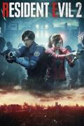 Resident Evil 2 Xbox One Front Cover